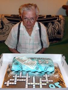 Dad's 95th