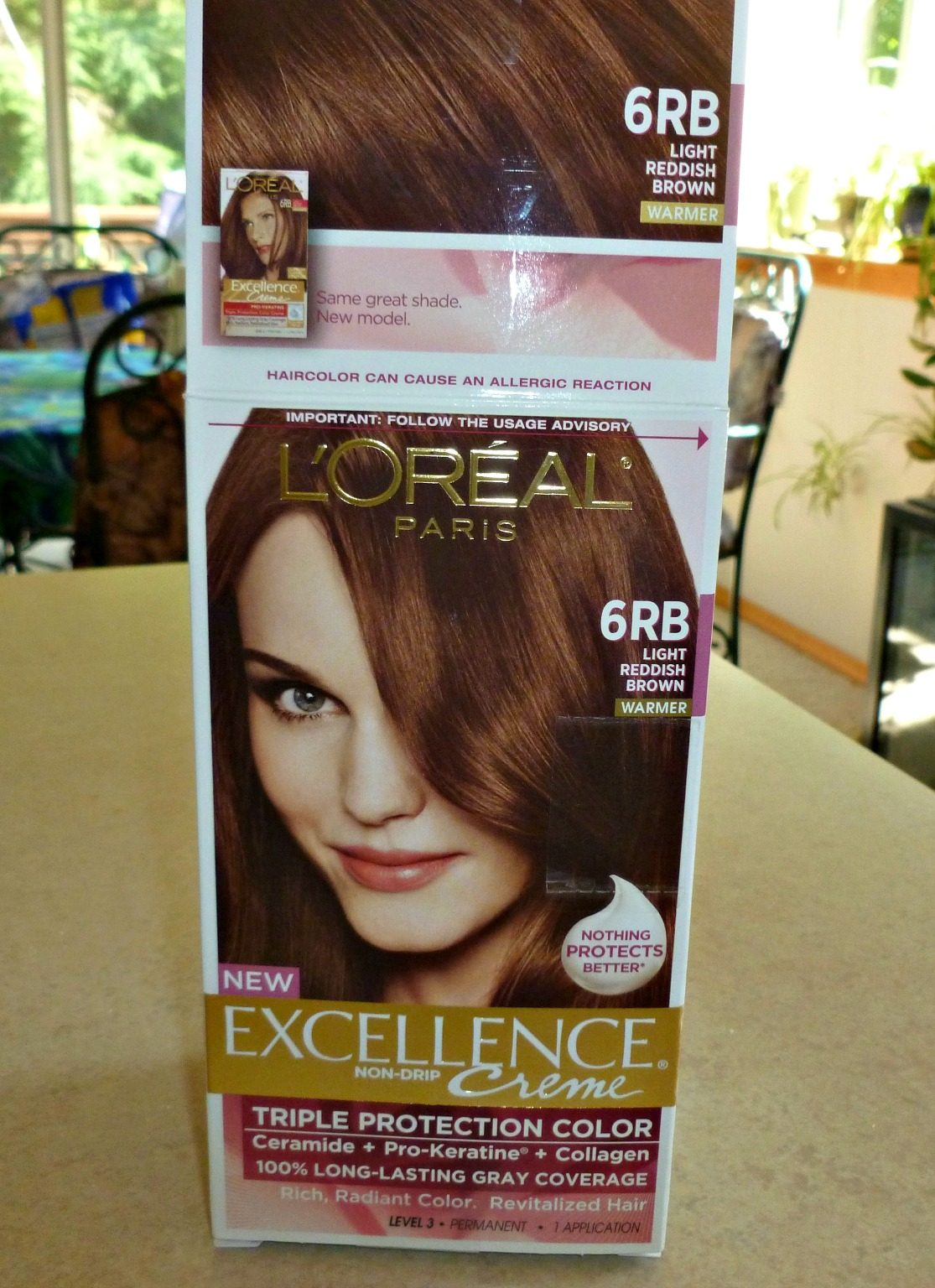 home hair color, L'Oreal