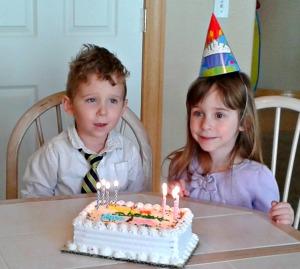 Happy BIrthday to Jake and Katelyn!!